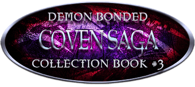 Click to read the Demon Bonded Series