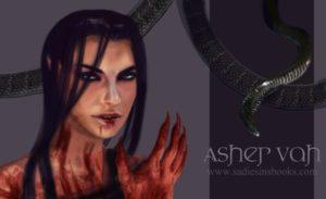 Awakening character: Asher