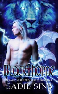Blackthorne cover of Mason Blackthorne and the King