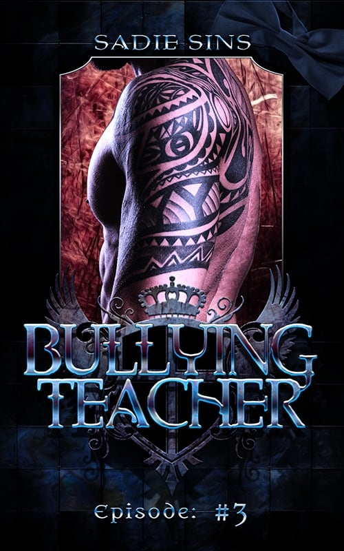Bullying Teacher #3 cover