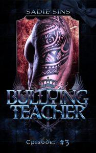 Bullying Teacher #3 cover