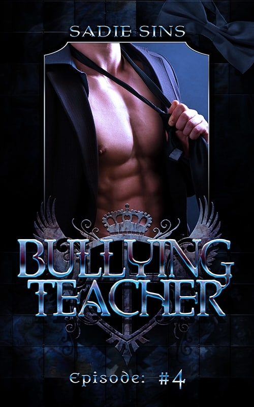 Bullying Teacher #4 cover