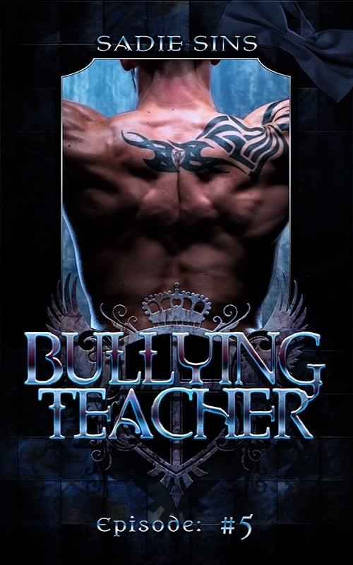 Bullying Teacher #5 cover