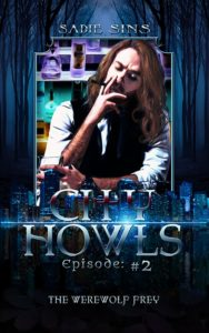 City Howls #2: The Werewolf Frey cover