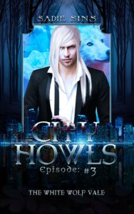 City Howls #3: The White Wolf Vale cover