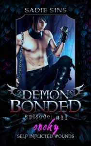 Demon Bonded #11: Self Inflicted Wounds cover