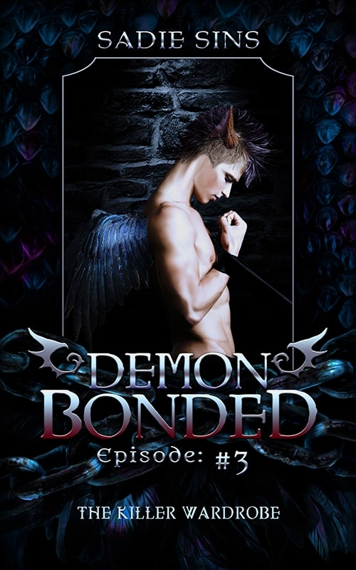 Demon Bonded #3: The Killer Wardrobe cover
