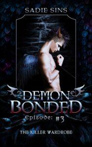 Demon Bonded #3: The Killer Wardrobe cover