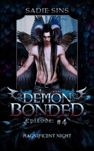 Demon Bonded #4: Magnificent Night cover