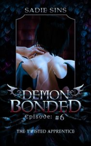 Demon Bonded #6: The Twisted Apprentice cover