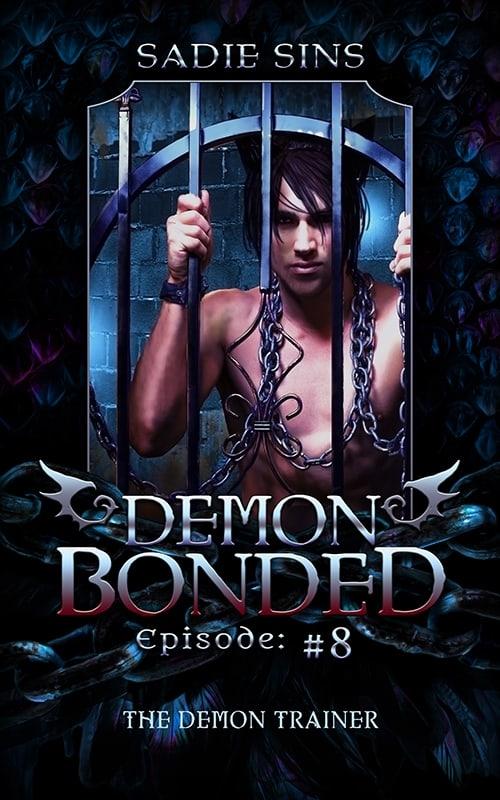 Demon Bonded #8: The Demon Trainer cover