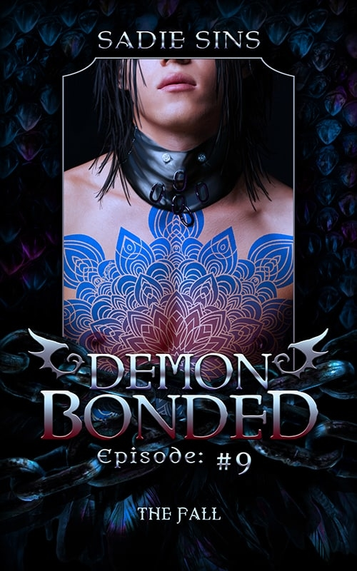 Demon Bonded #9: The Fall cover