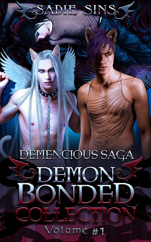 Demon Bonded Collection 1: Demencious Saga cover