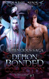 Demon Bonded Collection 1: Demencious Saga cover