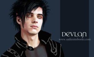 Awakening character: Devlan