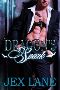 Dragon's Spark cover commission