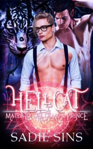Hellcat #1: Mated To The Demon Prince cover