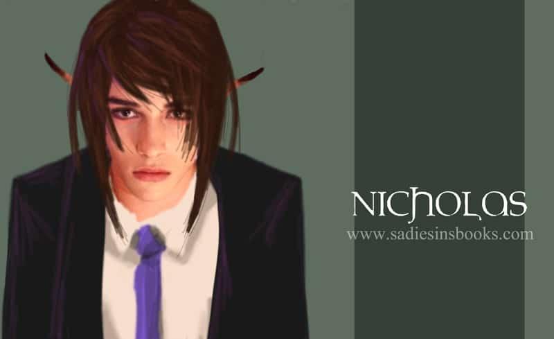 Awakening character: Nicholas