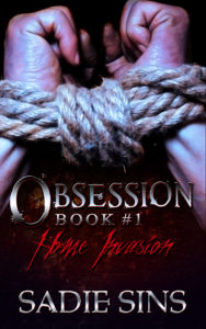 Obsession #1: Home Invasion cover