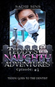 Teddy's Naughty Adventures #1: Teddy Goes To The Dentist cover
