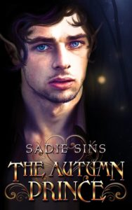The Autumn Prince cover