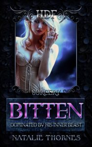 Bitten: Dominated By His Inner Beast cover