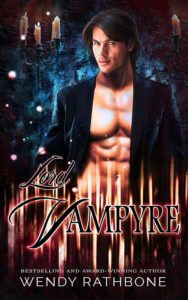 Lord Vampyre cover commission