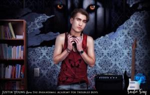 PATB Calendar art of Justin